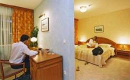 Centrální vysavač hotel