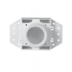 čtvercový montážní díl pro pro zásuvky ABB  a Elegant